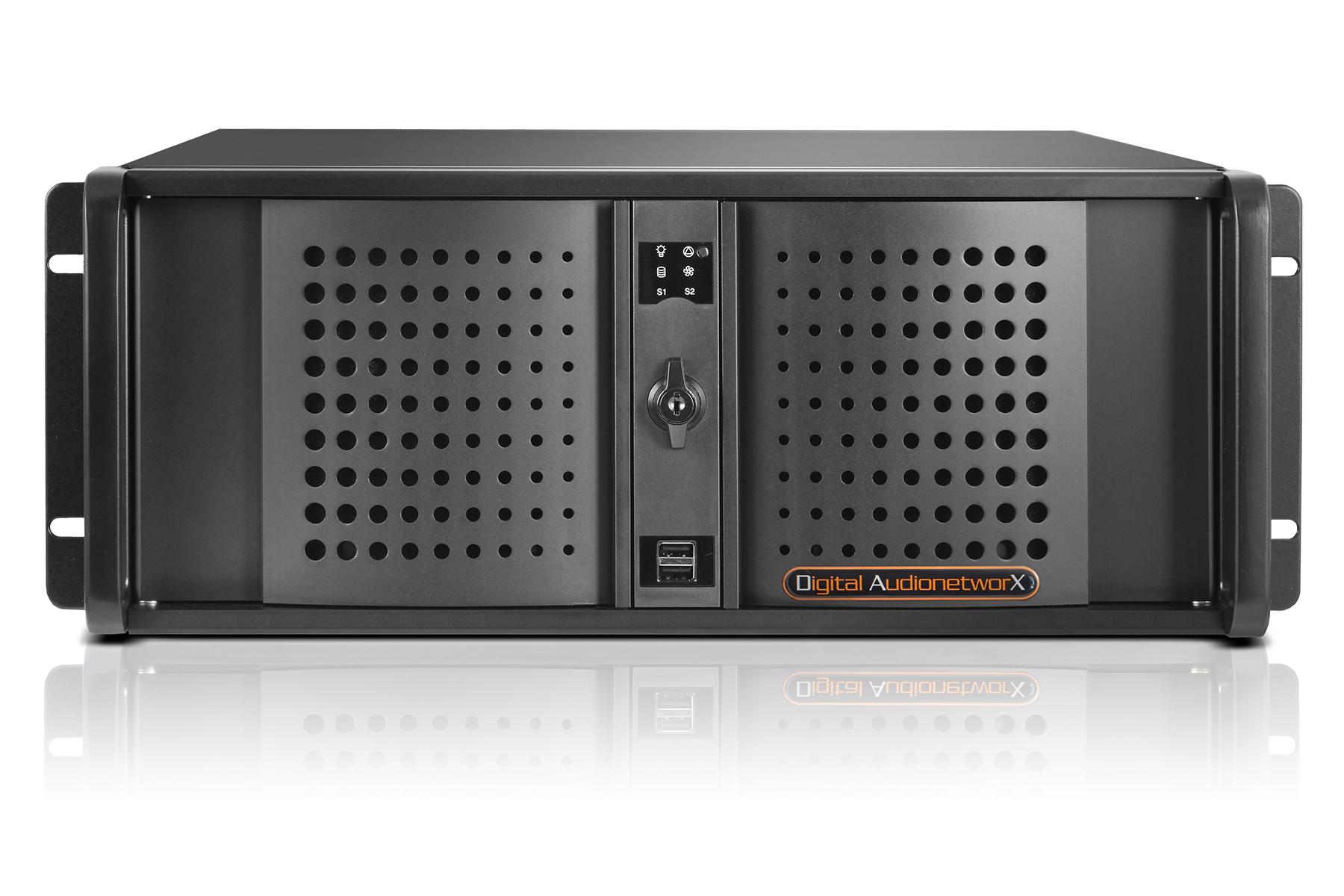News: Digital AudionetworX Audio Workstation Extreme mit Intel 9000X-Prozessoren verfügbar