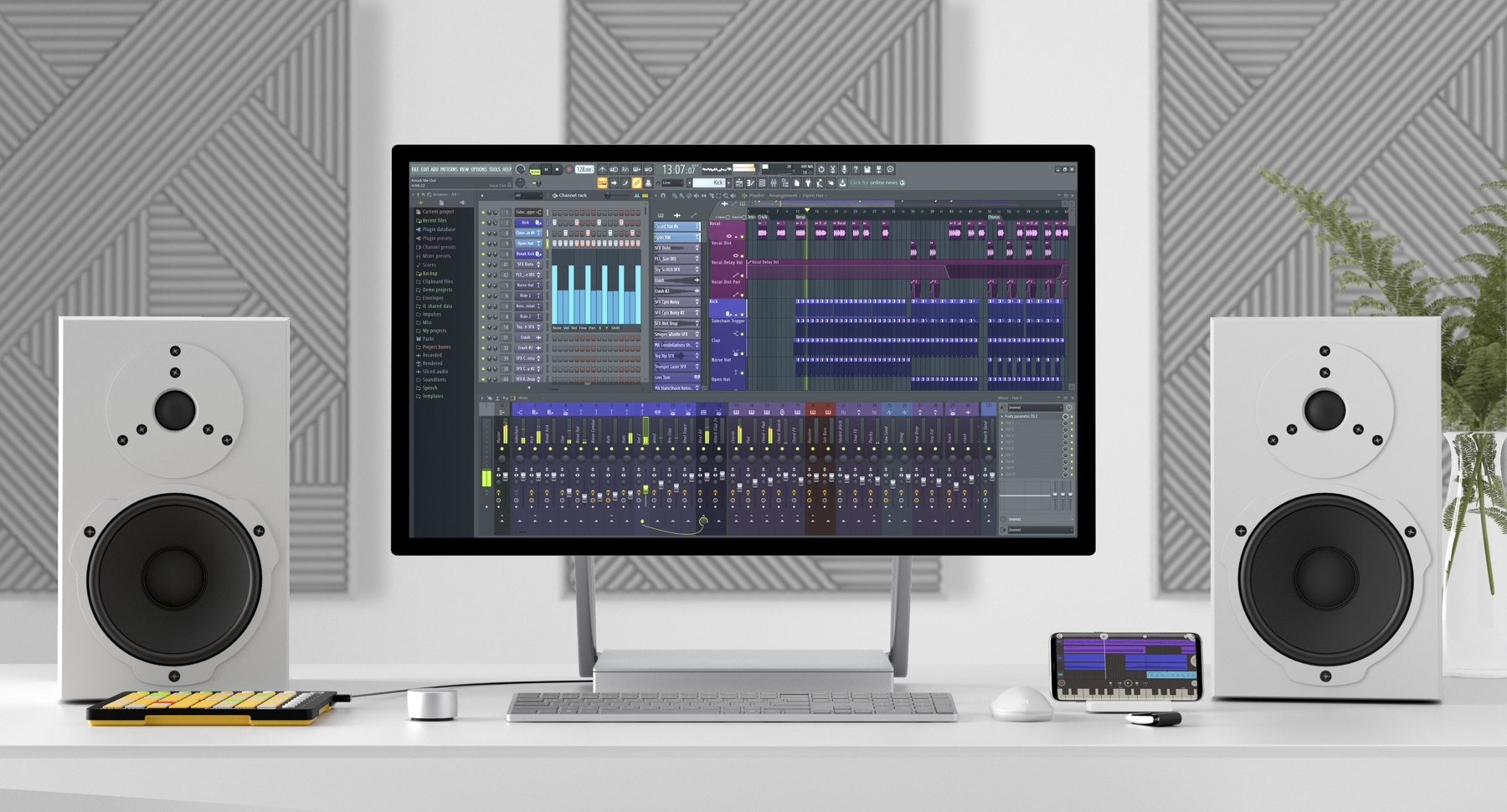 News: FL Studio Update auf Version 20.1.1 erschienen