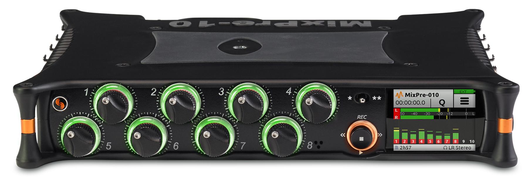News: Firmware-Version 3.00 für die MixPre Serie von Sound Devices verfügbar
