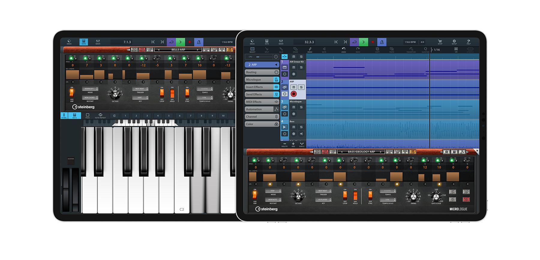 News: Steinberg veröffentlicht Musikproduktions-App Cubasis 2.7