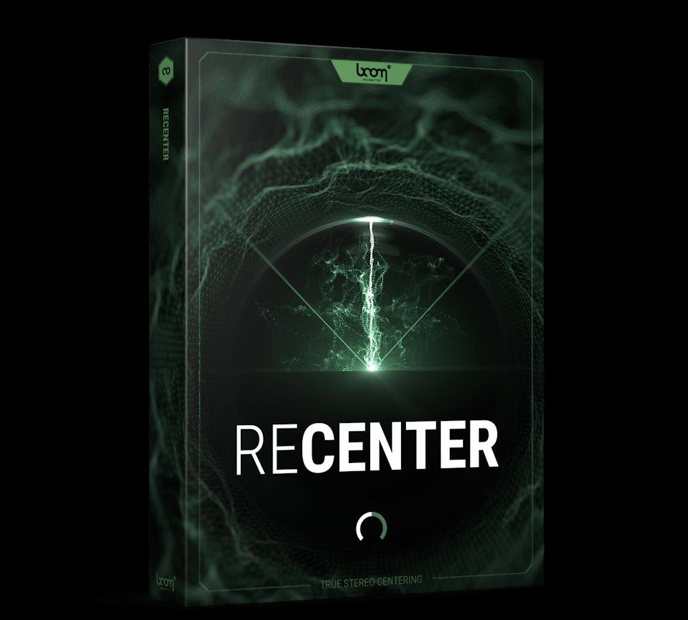 News: Boom Library bringt das Plug-in ReCenter für Stereo-Korrekturen heraus