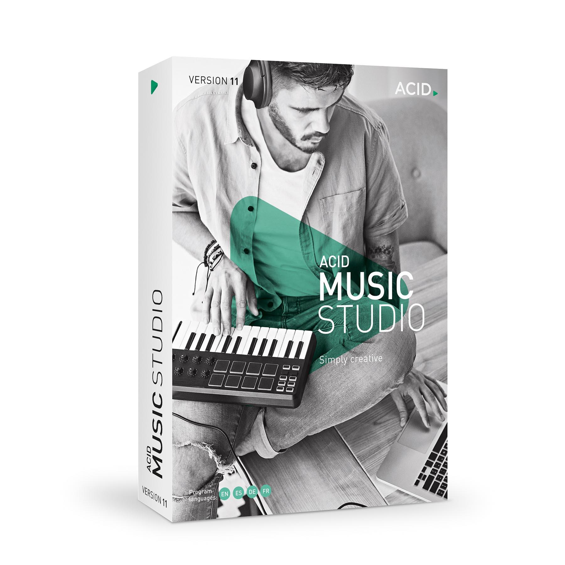 News: Magix veröffentlicht ACID Music Studio 11