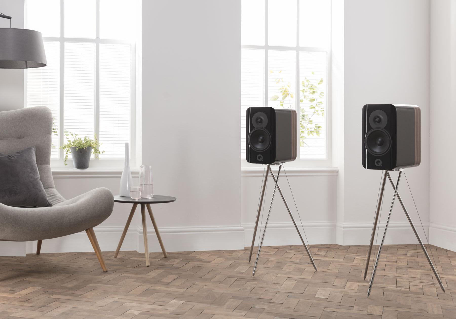 News: Q Acoustics veröffentlicht Lautsprecher Concept 300