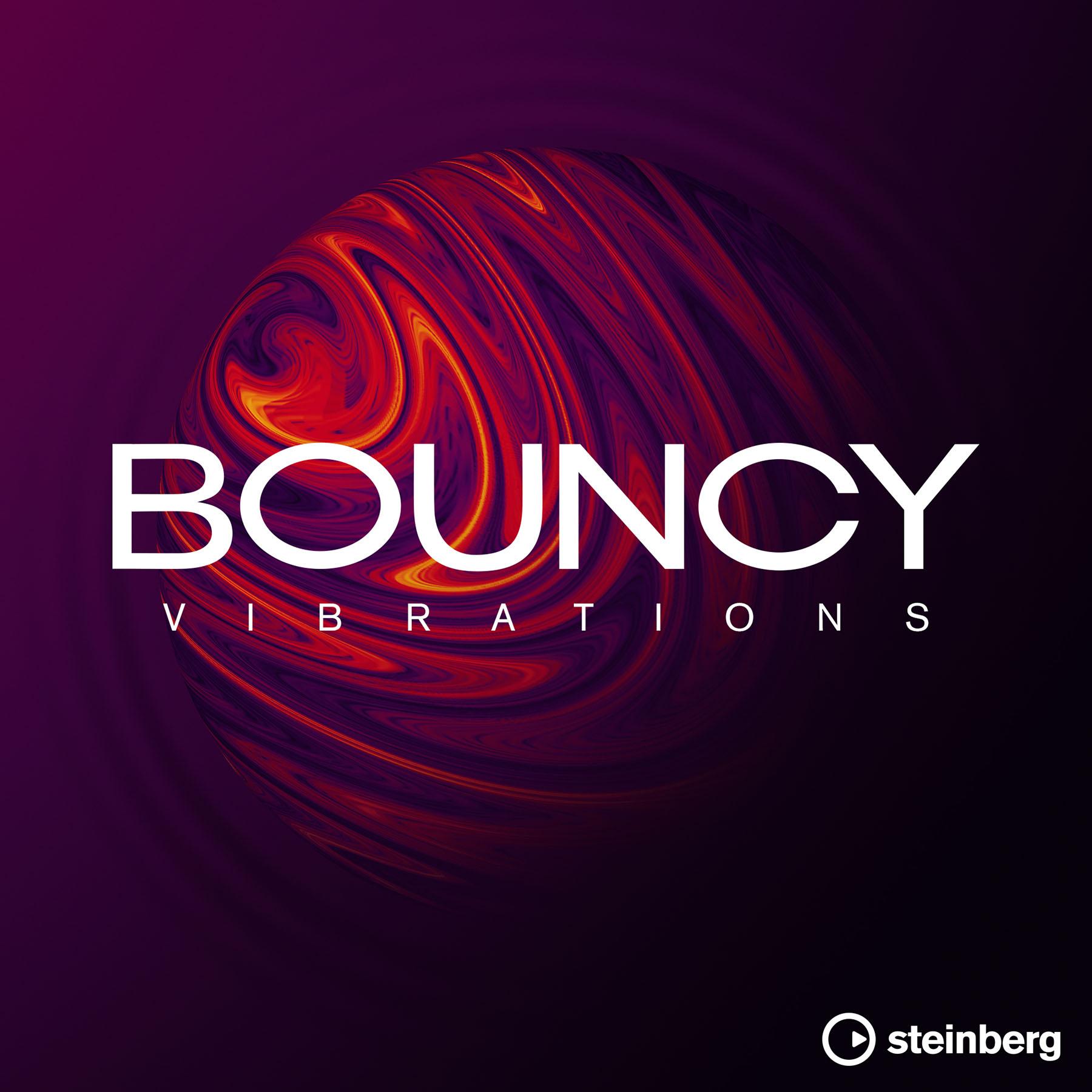 News: Expansion Pack Bouncy Vibrations für Steinbergs Groove Agent 5 verfügbar