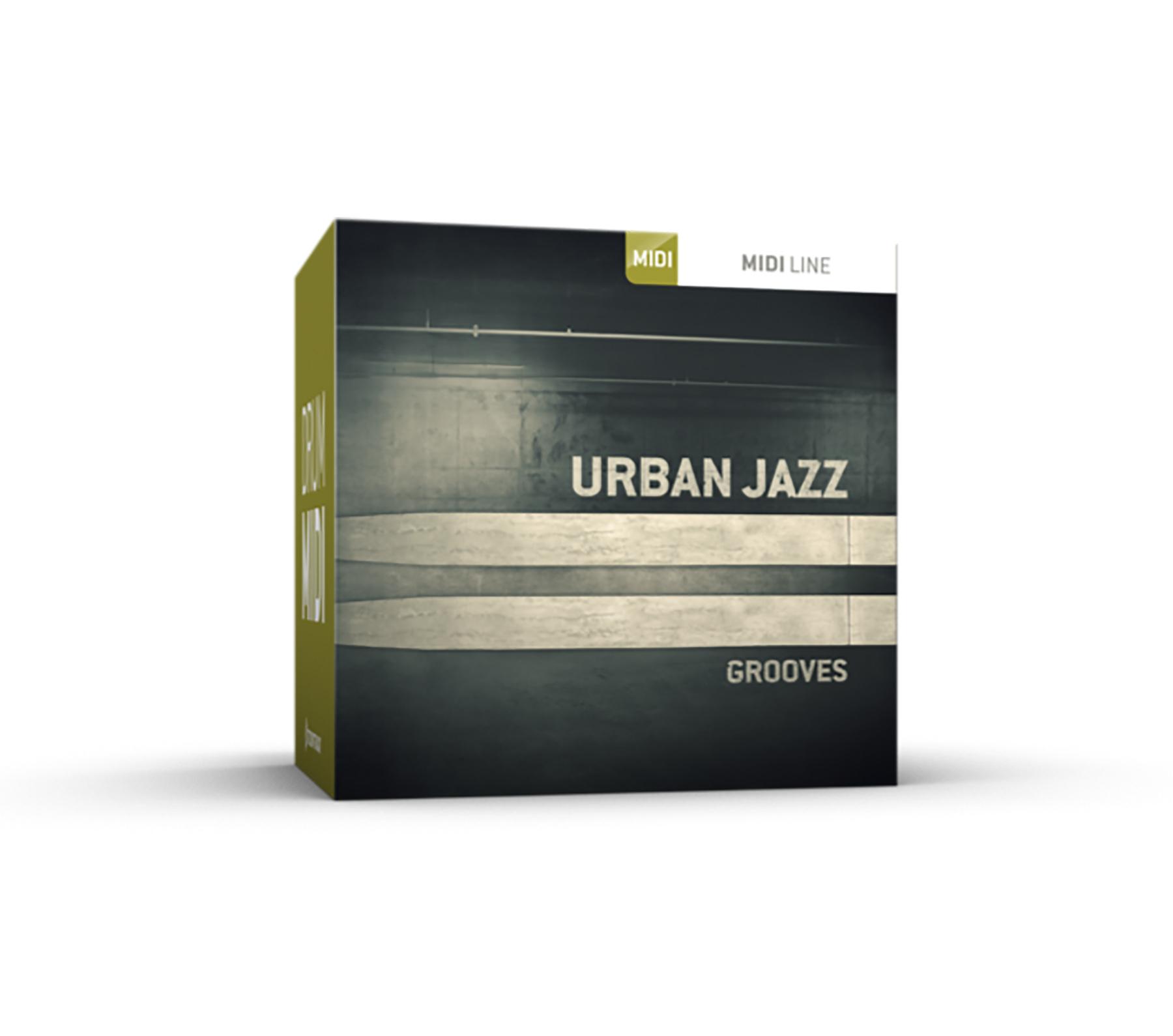 News: Toontrack bringt Urban Jazz MIDI-Pakete mit Schlagzeug- und Piano-Performances heraus