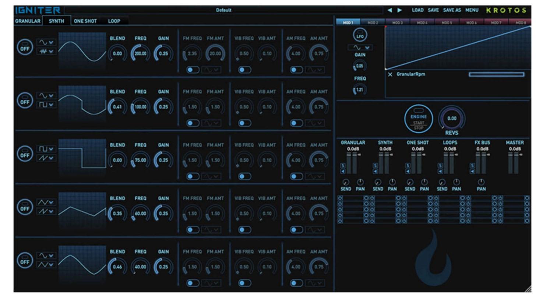 News: Krotos veröffentlicht Soundeffekt-Plug-in Igniter