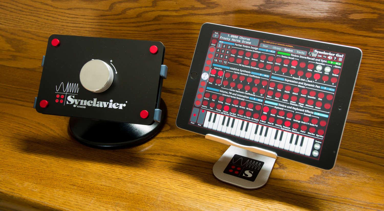 News: Synclavier Digital veröffentlicht Controller Synclavier Knob