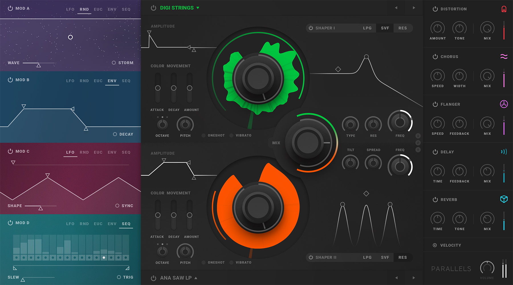 News: Softube veröffentlicht Software-Synthesizer Parallels
