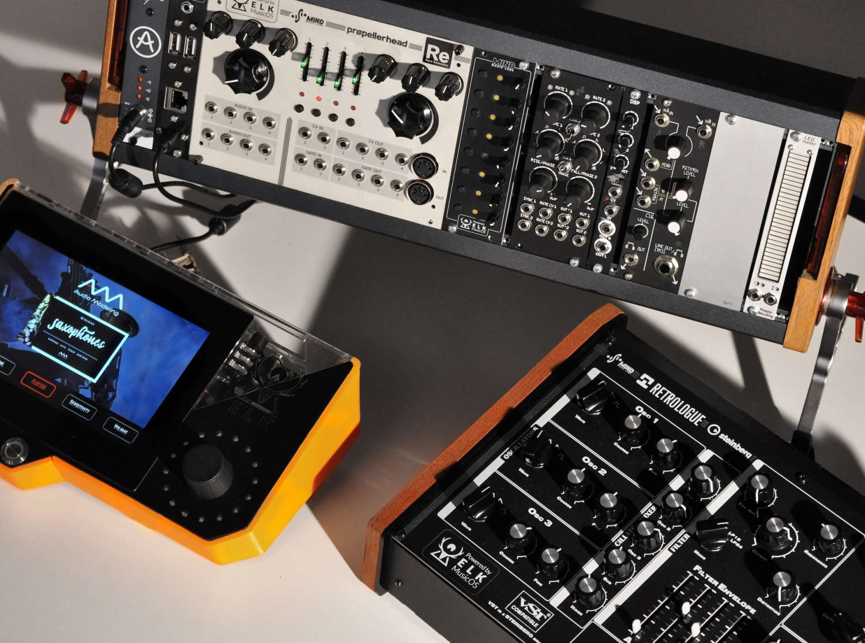 Mind Music Labs zeigt ELK MusicOS und erste Hardware-Versionen von Software-Instrumenten