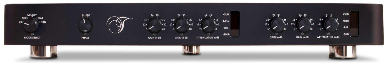 "Trinity Electronic Design weiht ""Professional Line""-Produktserie mit dem Microphone Preamp ein"