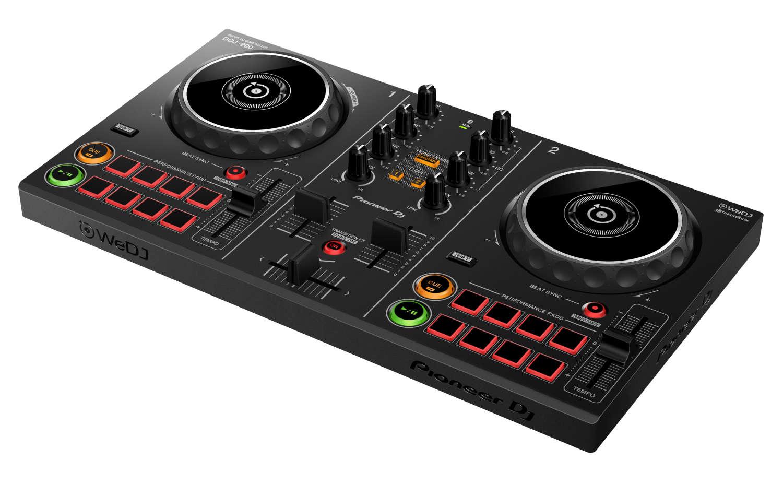 Pioneer DJ veröffentlicht DJ-Controller DDJ-200