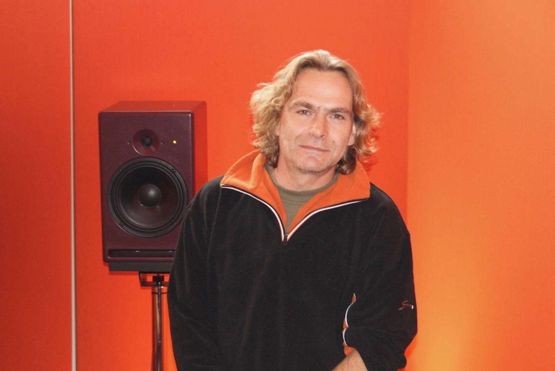 Monitore von PSI Audio bei Filmtonmeister Jürgen Roth im Einsatz