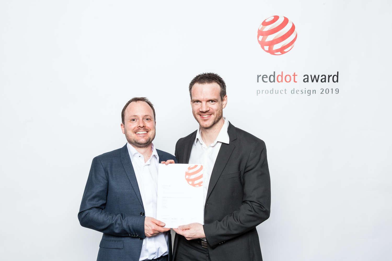 d:fine CORE 6066 von DPA Microphones erhält Red Dot Award