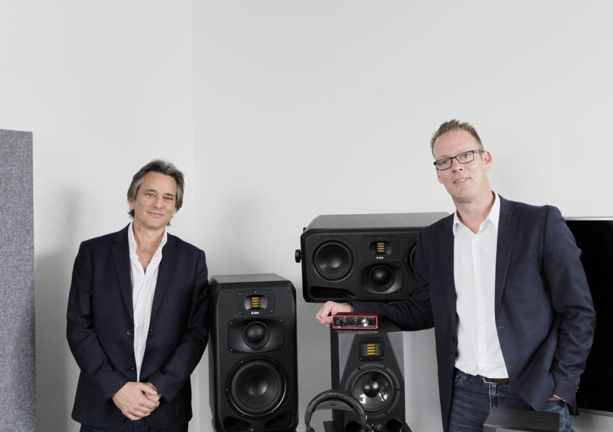 ADAM Audio wird Teil der Focusrite Group