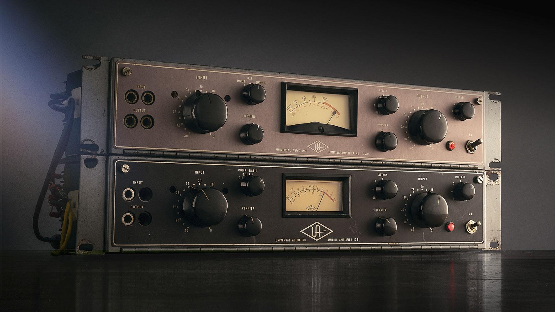 Universal Audio veröffentlicht 175B & 176 Tube Compressor Collection im Rahmen der UAD Software v9.10