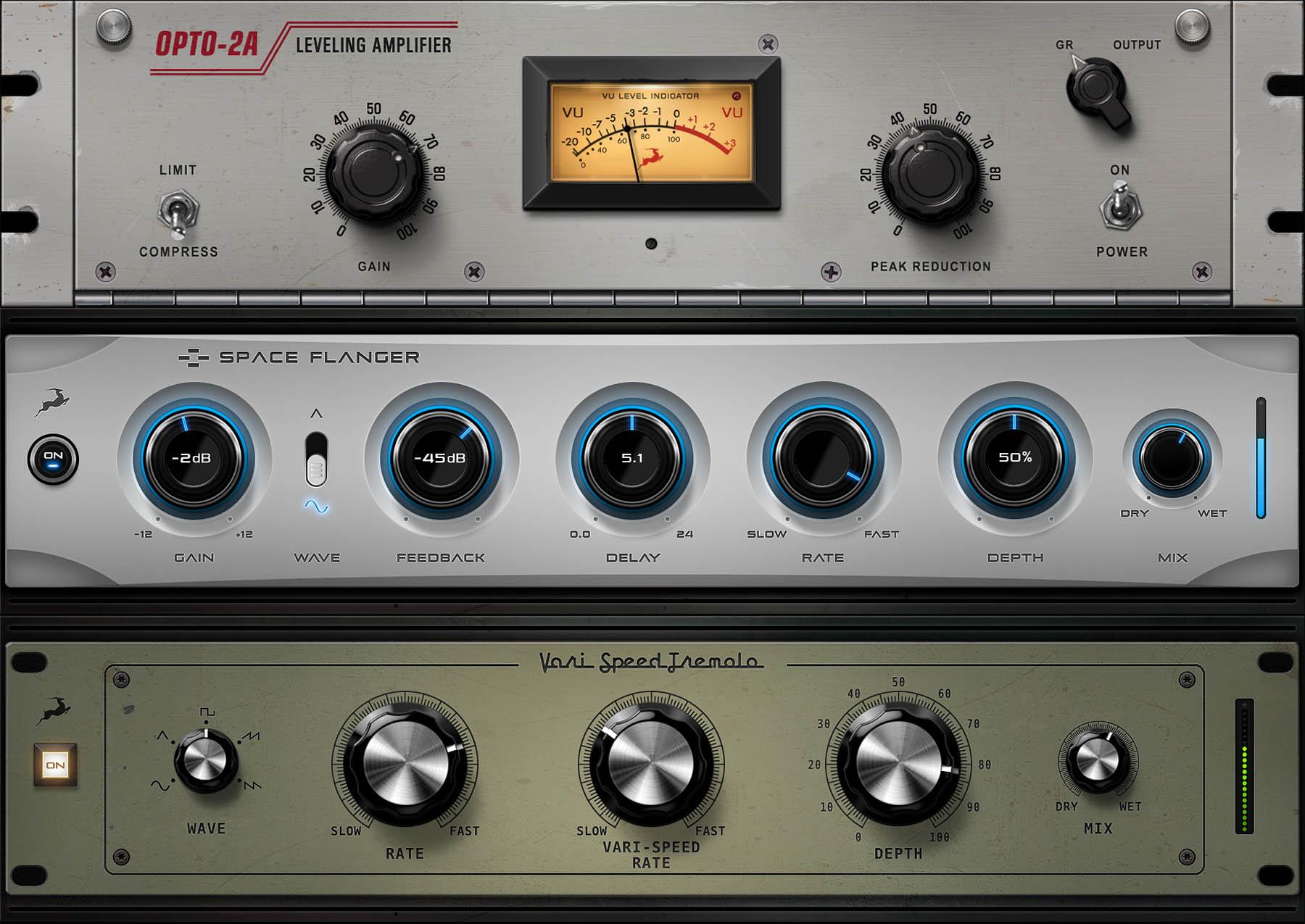 """Antelope Audio veröffentlicht drei neue """"Synergy Core""""-Effekte"""
