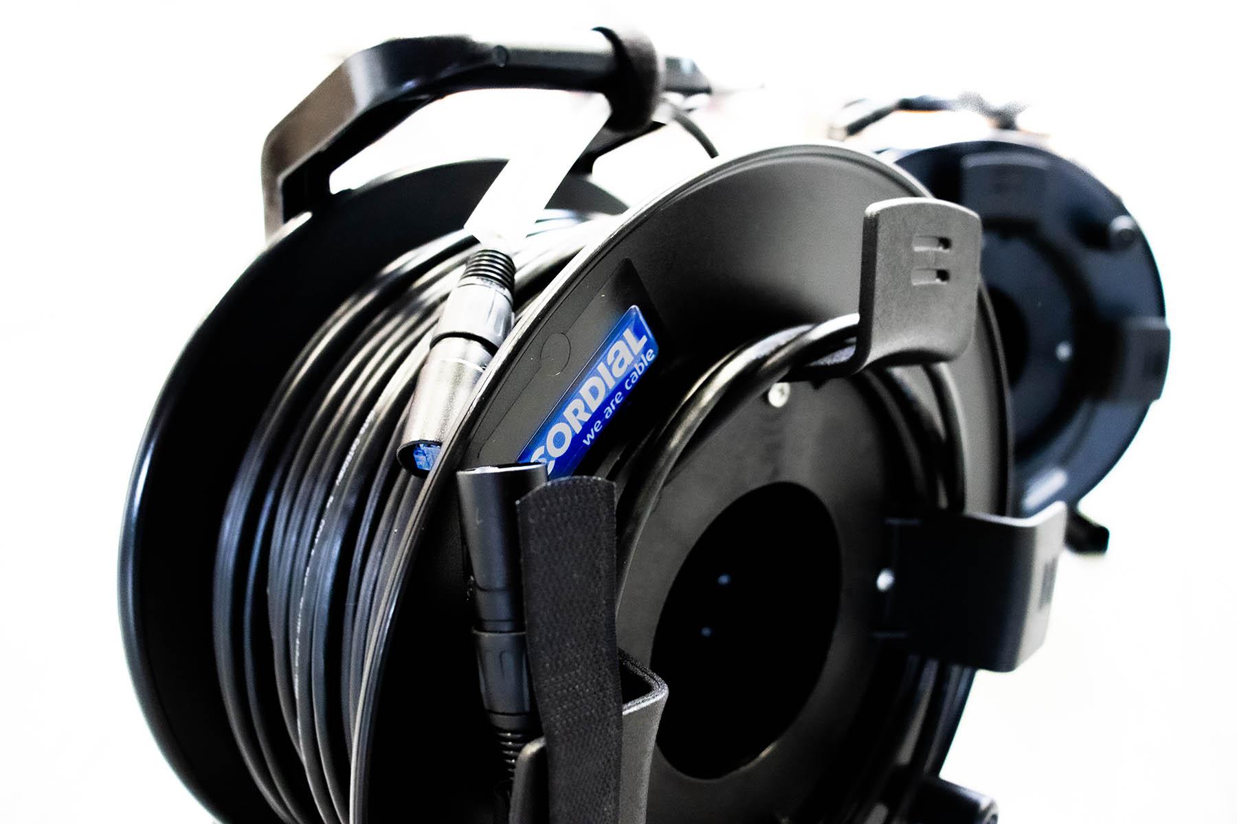 Cordial präsentiert CAT-5e-Kabel CCAT 5 PVC