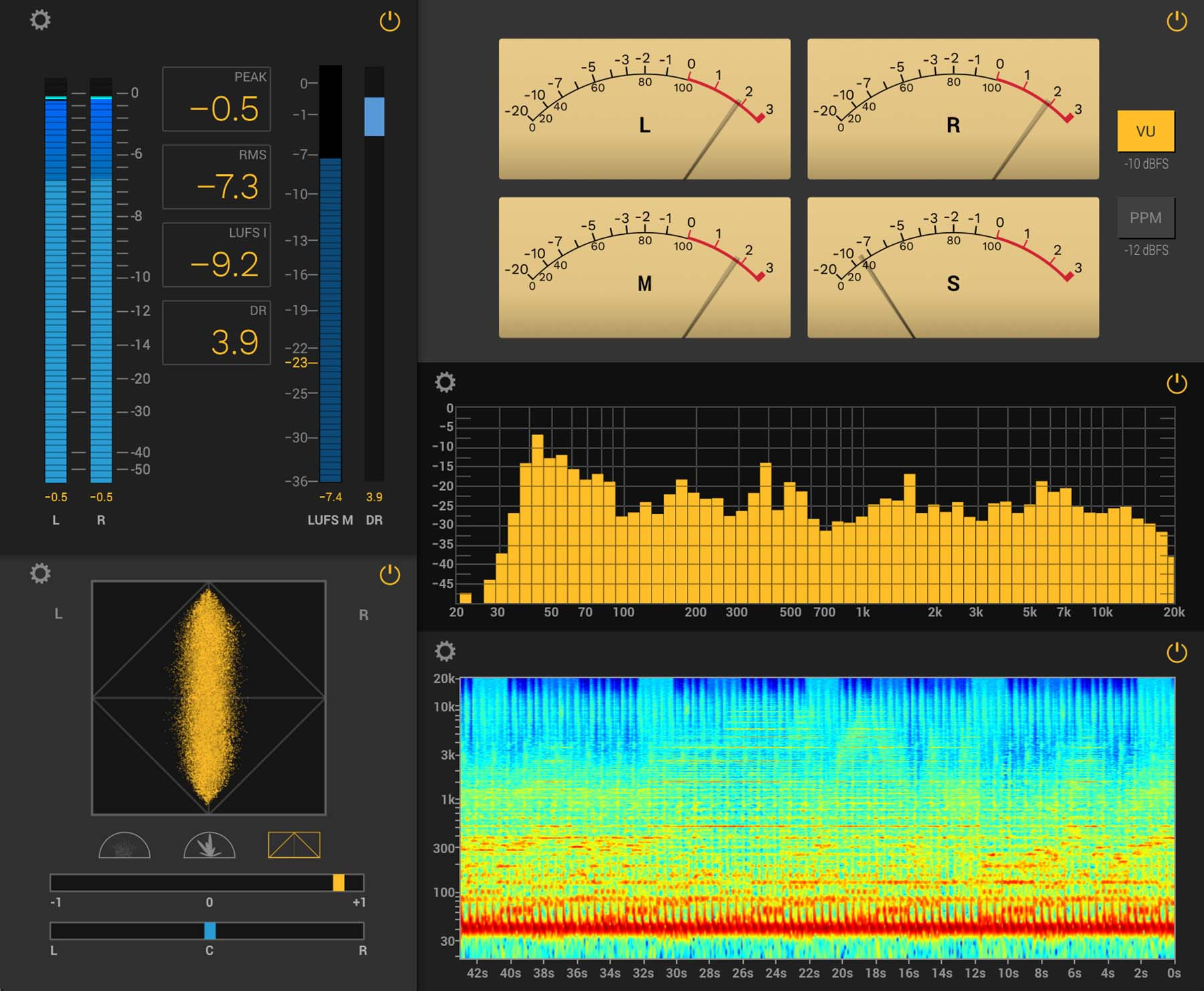 IK Multimedia stellt T-RackS Metering Suite für Anwender der Monitore iLoud Micro und iLoud MTM bereit