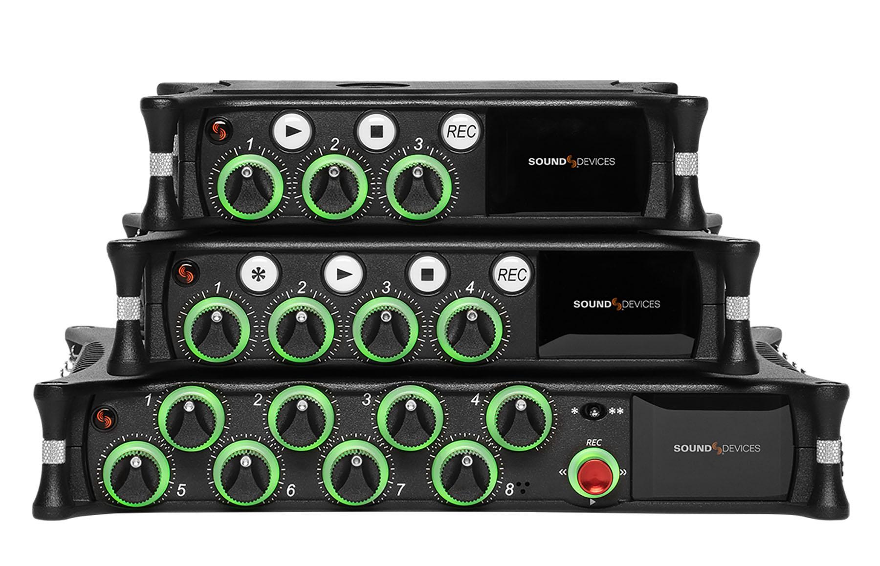"""Sound Devices stellt zweite Generation der """"MixPre""""-Serie vor"""