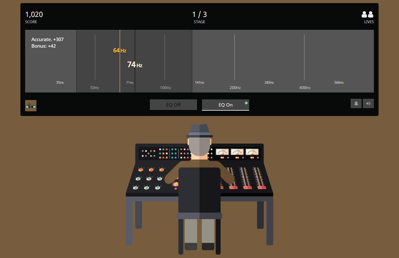 SoundGym veröffentlicht Gehörtraining-Spiel Bass Detective