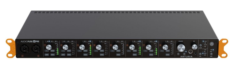 Arturia AudioFuse 8Pre weltweit verfügbar