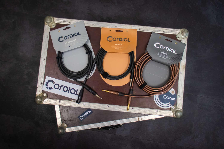 Cordial präsentiert neues Design und Änderungen in der Produktpalette