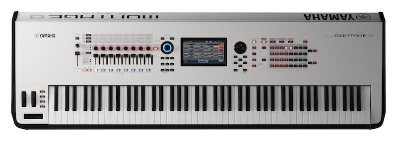 Yamaha veröffentlicht OS-Upgrades und spendiert MONTAGE einen Neuanstrich