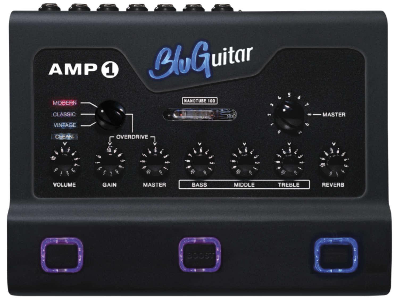 BluGuitar präsentiert neuen Pedalboard-Amp