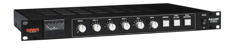 Warm Audios Bus-Comp ist ab sofort verfügbar
