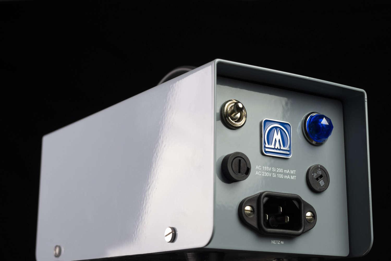 Röhrenbasiertes Großmembran-Kondensatormikrofon Myburgh M1 ab Januar 2020 verfügbar