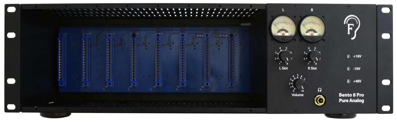 Fredenstein 500er-Racks Bento 8 & Bento 8 Pro sind verfügbar