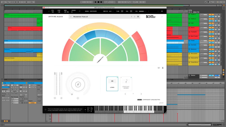 Spitfire Audio bringt neue Variante seines BBC Symphony Orchestra – Plugin