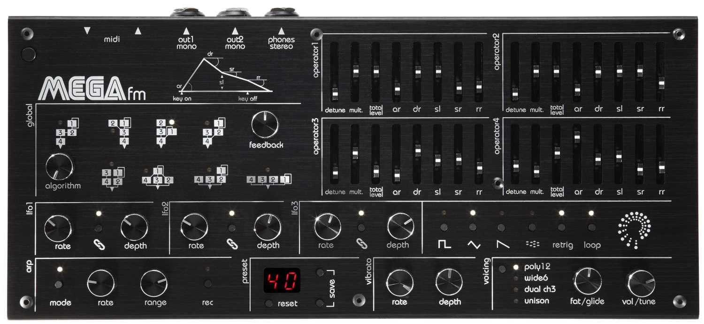YM2612-FM-Synthesizer von Twsited Electrons veröffentlicht