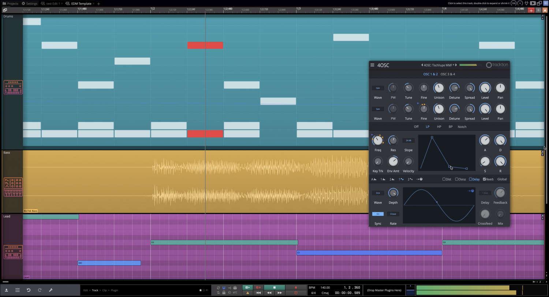 Tracktion veröffentlicht Waveform Free