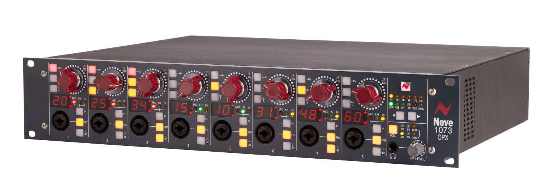 AMS Neve präsentiert den 1073OPX in Neuauflage