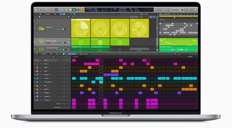 Apple bringt umfangreichstes Logic Pro X Update seit Markteinführung