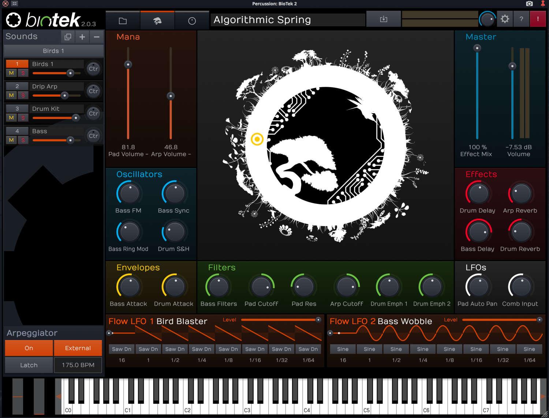 Tracktion bringt neue Sound-Tools für Waveform & Biotek 2