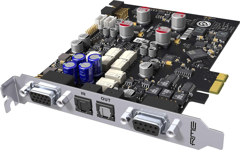 RME stellt neue HDSPe AIO Pro PCI-Express Karte vor