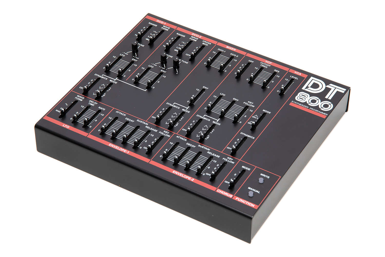 Dtronics – DT-800 & DT-MTC angekündigt
