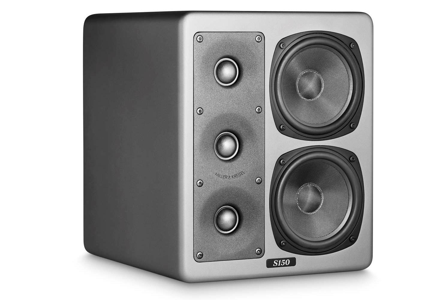 M&K Sound präsentiert den S150 in neuem Gewand
