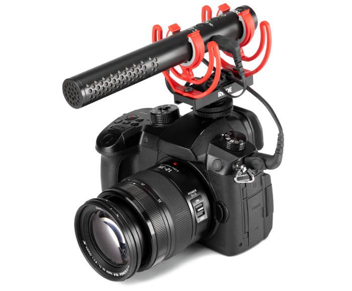 Der balancierbare Camera Mount hält die Kamera im Gleichgewicht