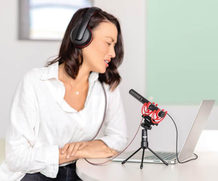 VoiceOver oder Podcasts sind mit den NTG kein Problem