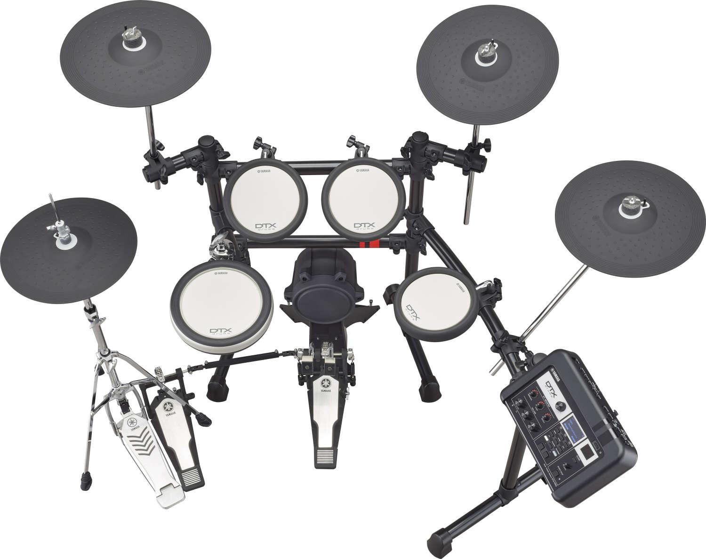 Yamaha präsentiert drei neue E-Drum-Kits aus seiner DTX-Serie