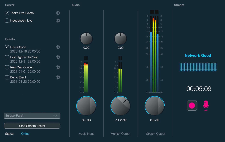 Streaming Sevice von Dialog Audio verfügbar