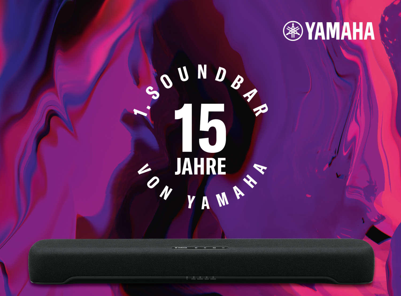 Yamaha Cashback-Aktion bis Ende 2020