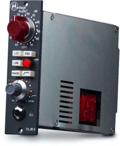 73JR II - 500er Mikrofonvorverstärker in Neuauflage