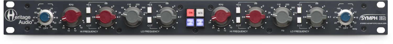 Heritage Audio kündigt den Symph EQ an