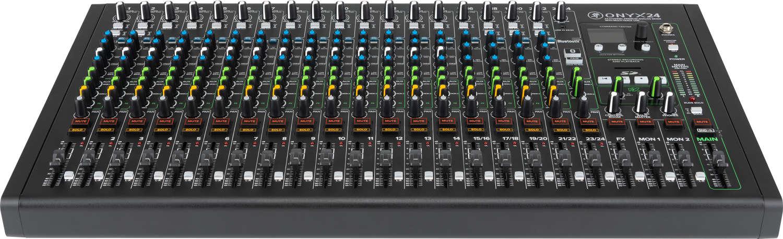 MACKIE stellt neue Onyx Analogmixer-Serie vor