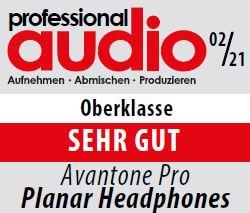 Studiokopfhörer Avantone Pro Planar