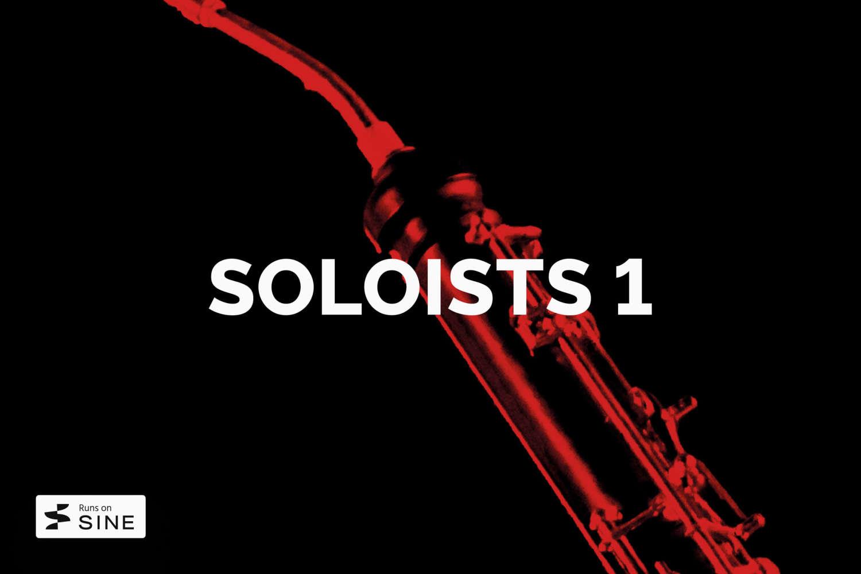 Berlin Woodwinds Soloists 1 & 2 für den Sine-Player erhältlich
